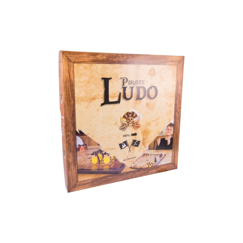 Piraten-Ludo